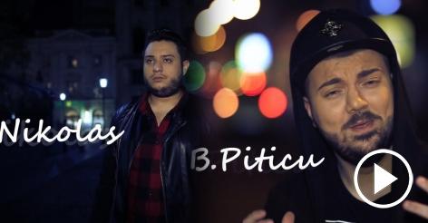 B.Piticu & Nikolas - Imi faceam planuri cu tine (Videoclip)