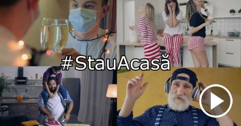 Ionut Eduardo - Stau Acasa | Videoclip